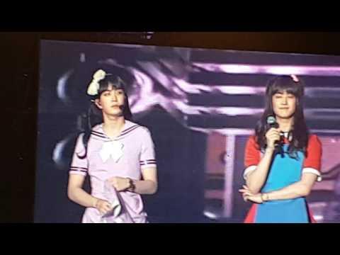 JAEBUM & YOUNGJAE Duet 1:31 AM (short Ver ) GOT7 FLY IN SINGAPORE 240616