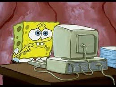 Spongebob Computer spongebob : return to monster island part 4 ...