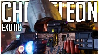 BEST Way to Get the CHAMELEON Exotic Assault Rifle (NOT A BOUNTY)! - The Division 2 Tips