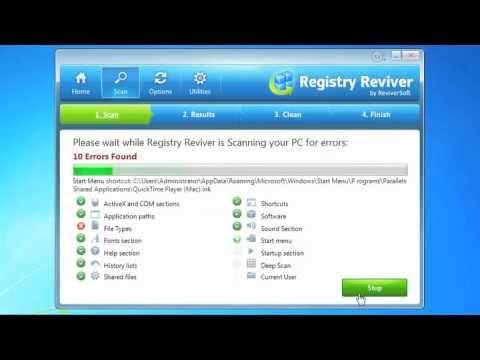 registry repair command prompt windows 7