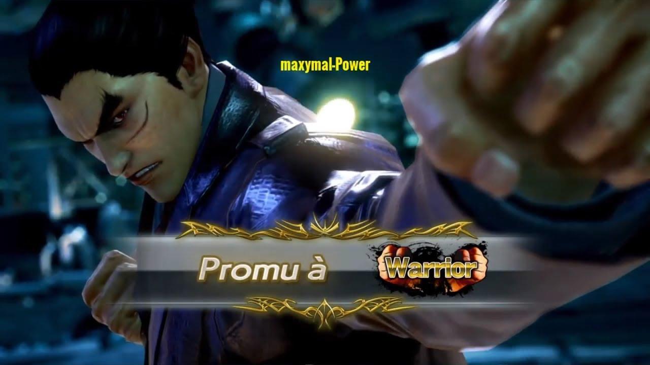 Tekken 7 (PS4) - TREASURE battle -
