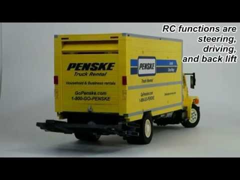 Lego RC Penske Rental Truck