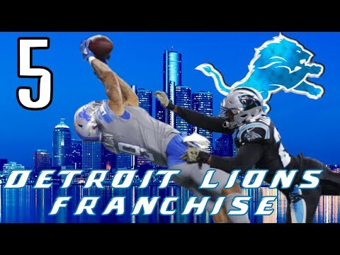 MEGATRON JR?! | Detroit Lions Franchise | Madden DUO Online Franchise w/Slacker Gaming