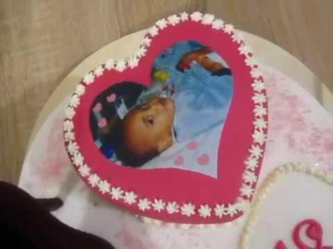 Torte Zum 18 Geburtstag Herz Foto Und High Heel Youtube