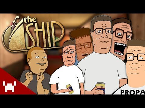 NEVER TRUST HANK | The Ship w/ Ze, Chilled, GaLm, Tom, & Smarty