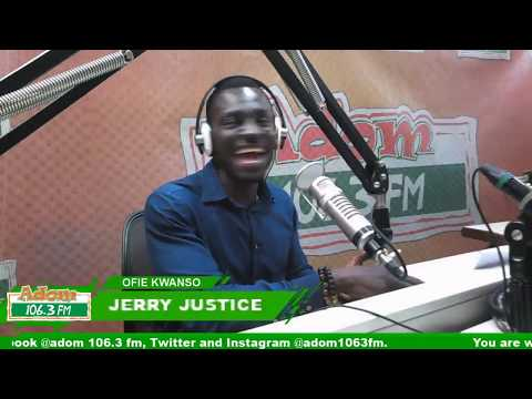 Ofie Kwanso with Jerry Justice and Pozo Hayes (27-9-18)