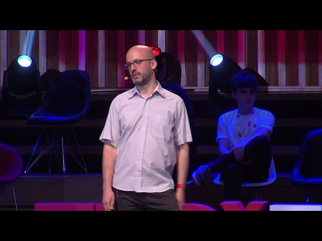 Život je igra | Ivan Decker | TEDxZagreb