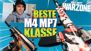 Download lagu DIE BESTE M4 MP7 KLASSE in WARZONE... ZU STARK ( M4A1 + MP7 BESTE KLASSE) Tipps & Tricks | DEUTSCH