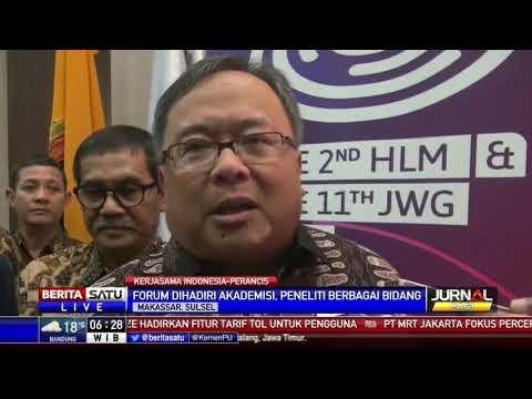 Menristek Bambang Brodjonegoro Dorong Penelitian Bekerja Sama Dengan Luar Negeri