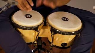 MEINL Percussion Latin Styles on Bongos - WB200NT-G