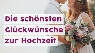 Hochzeit an sohn glückwünsche von eltern zur Sprueche Von