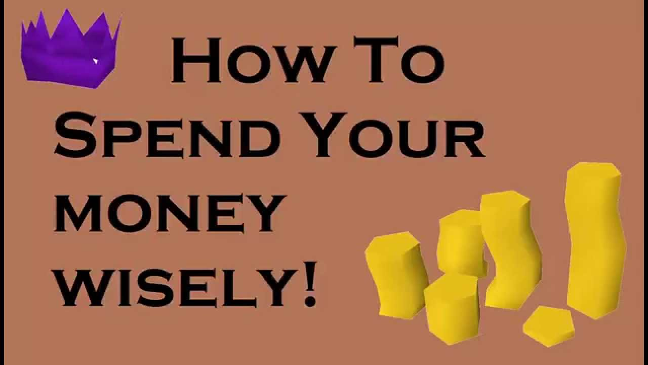 an analysis of spend your money wisely While many individuals focus most of their time and energy on learning how to earn more money, it is important to note that without learning how to spend the earned money wisely along with the discipline of saving and prudent investing, they may not be able to create a promising future for themselves and their families | how to.