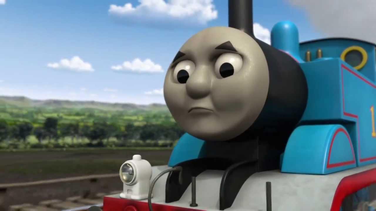 Determinación - Thomas & Friends Latinoamérica - YouTube