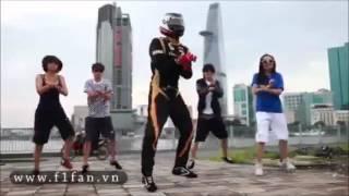 'Gangnam Style' goes FORMULA 1