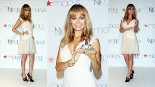 Nicole Richie on Childhood Fashion Blunders and Harlow