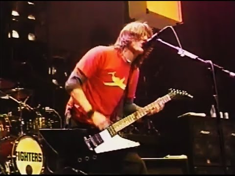 Foo Fighters @ The Tabernacle, Atlanta (2000)