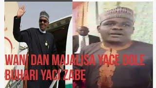 Dan Majalisa Gudaji Kazaure yace  Buhari zaiyi Tazarce Sannan Yabashi Mulki