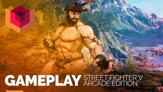 Street Fighter V: Arcade Edition - Gameplay AO VIVO!