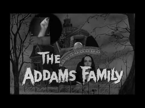 The Addams Family Opening Theme (with Karaoke Subtitles and Thing as Conductor)