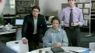 FedEx Kinkos: The Office Meeting Commercial