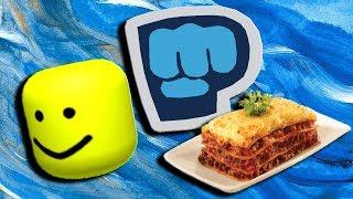 Oof Lasagna (Roblox Short Parody)