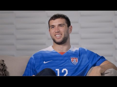 Andrew Luck: Why The Boys in the Boat?