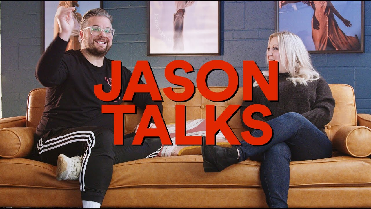 Jason Talks: When I Don't Like Myself (with AJ Howard)
