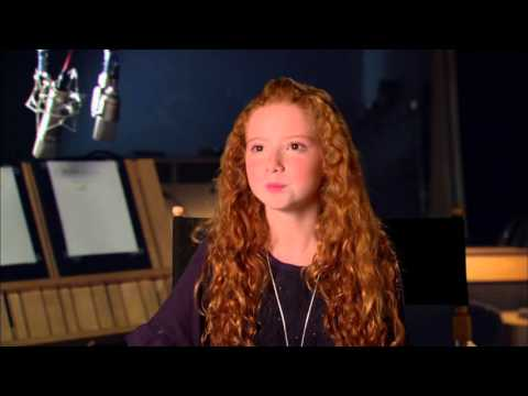 The Peanuts Movie: Francesca Angelucci Capaldi