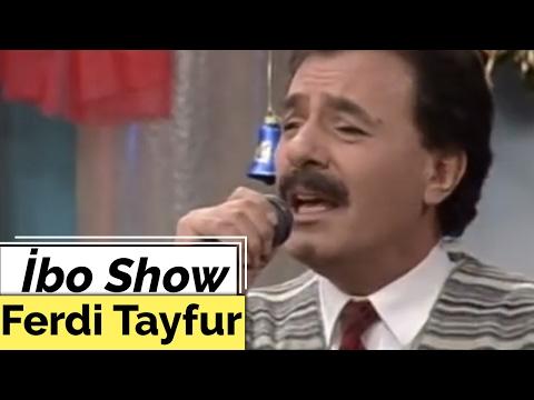 İçim Yanar - Ferdi Tayfur - Canlı Performans - İbo Show