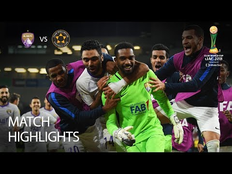 Al Ain v Team Wellington - FIFA Club World Cup 2018 - MATCH 1