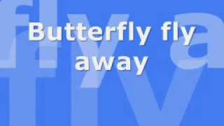 Repeat youtube video Miley Cyrus- Butterfly fly away