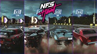 Best Drift Cars In NFS Heat