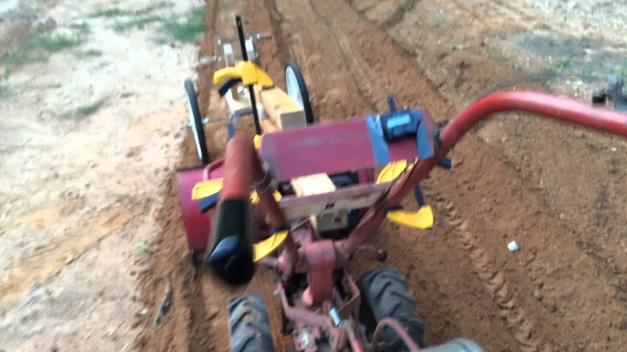 1987 Troy Bilt Horse Iii With Grader Attachment Protoype
