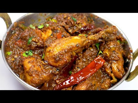 ये रेसिपी खाके मुँह में होगा स्वाद का धमाका |Chicken Bhuna Masala |Masaledar chicken beginner recipe