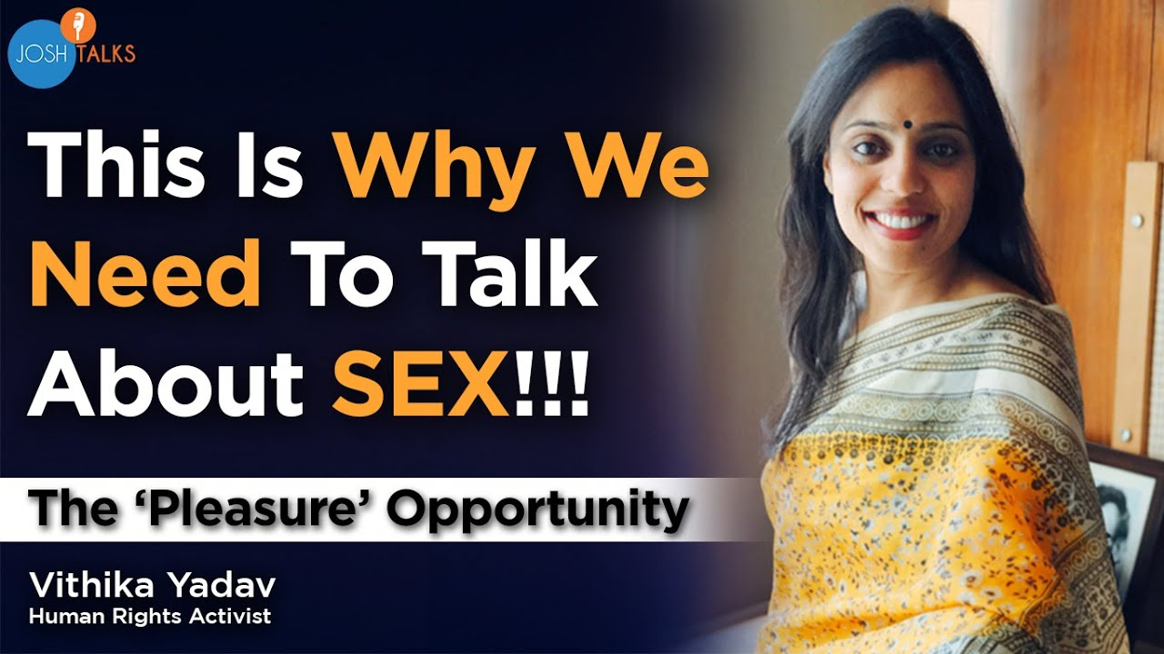 Let's Talk About Sex! | Vithika Yadav (Love Matters India)