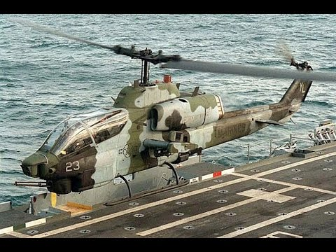 AH-1 Cobra Attack Helicopter (documentary)