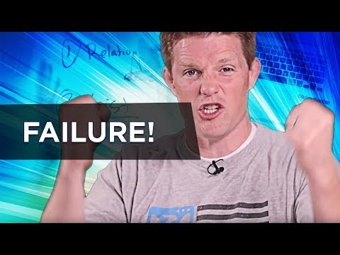 Top Rules For Avoiding Business Failure (My Biggest Mistake)