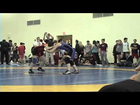 2010 Queens Open: 55 kg Sam Stewart vs. Sara Pattenaude