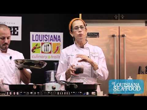 Chefs Susan Spicer and Glen Hogh - YouTube