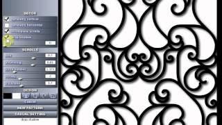 Wrought Iron Ornaments Designer (Дизайнер Кованых Узоров)