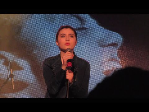 Lilla Crawford singing Vienna Broadway Sings Billy Joel 22216