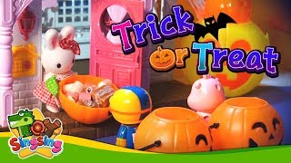 Trick or Treat - Halloween party  of  Pororo and  Monsters  - Singsing Story