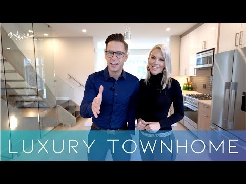 Affordable LUXURY Inner-city Townhome - Calgary Home For Sale