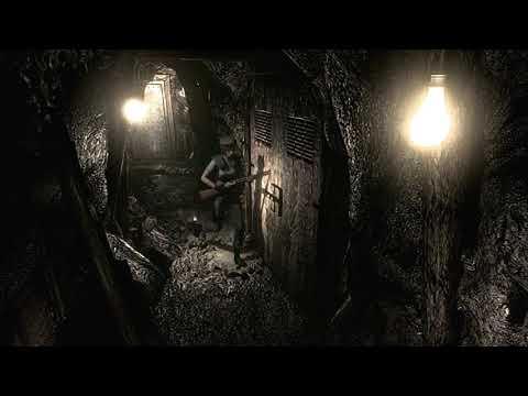 Resident Evil/Biohazard HD Remaster - (Jill) Black Tiger Fight & Shaft/Cylinder Puzzle