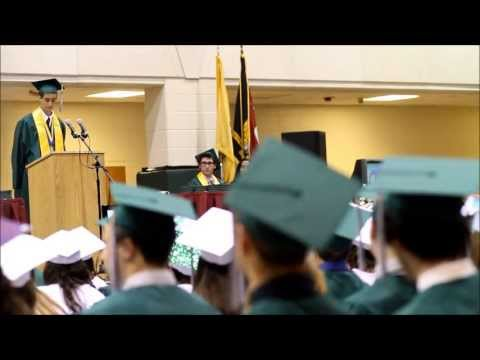 Valedictorian Speech Cape May County Technical High School