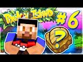 HATCHING RARE FOSSIL POKEMON! - PIXELMON ISLAND SMP #6 (Pokemon Go Minecraft Mod)