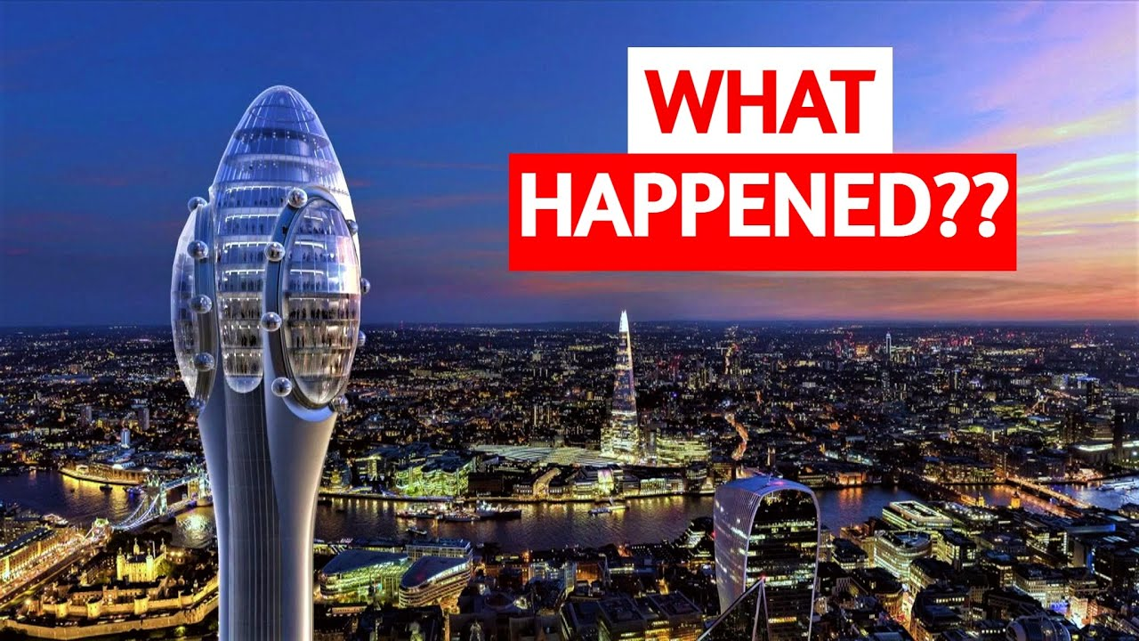 World's Weirdest Skyscraper   The Tulip in London