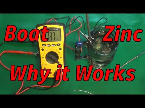 Boat Zinc Why It Works {anodes}