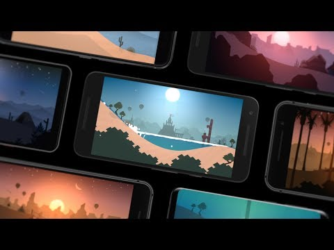Alto's Odyssey – Android Trailer – Launching on Google Play on July 26th, 2018
