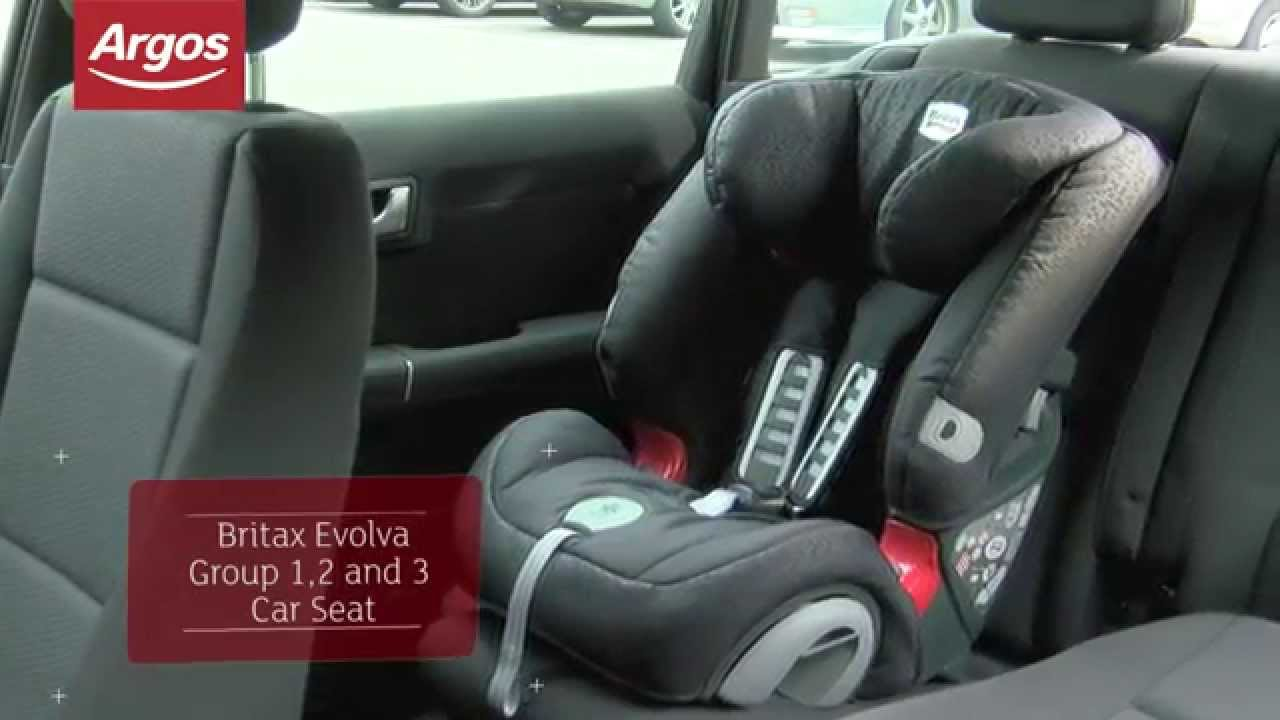 & Britax Evolva Group 1-2-3 Plus Felix Car Seat Argos Review - YouTube islam-shia.org